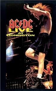 AC/DC : Live at Donington [VHS]