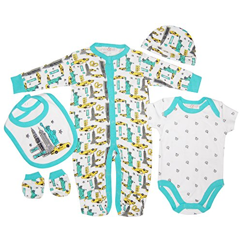92edace2b204 Jack and Lily Presents Gifts For Newborn Baby Boys Girls Toddler ...