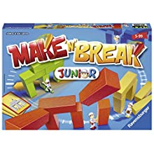 "Ravensburger 22009 0 ""Make 'N' Break Junior"" Game"