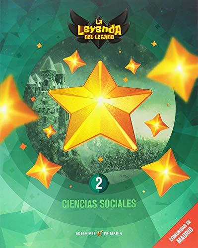 Proyecto: la leyenda del legado ciencias sociales 2 : comunidad de madrid
