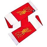 Liverpool FC rot weiß gestreiften Spiel-Team-Match Schal LFC offiziellen