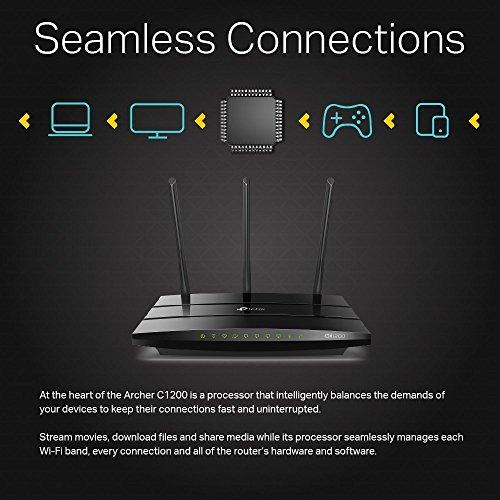 TP-Link Archer C1200 Gigabit Wireless Wi-Fi Router