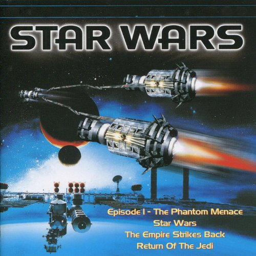 third image of Empire Strikes Back Return Of The Jedi with Music from Star Wars: The Phantom Menace, Star Wars, The ...