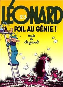 "Afficher ""Léonard n° 23 Poil au génie!"""