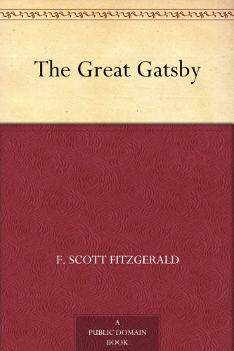 free kindle book The Great Gatsby