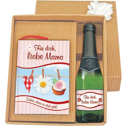 AV Andrea Verlag Für Dich Liebe Mama. Schönes Geschenkbuch mit Sprüchen, Bildern und Viel Liebe...