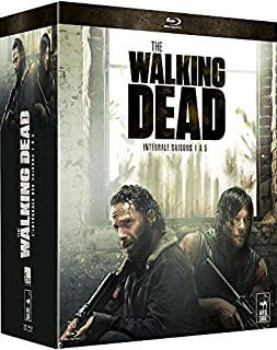 The Walking Dead - L'intégrale des saisons 1 à 5 [Blu-ray] (B012DCTIYG) | Amazon price tracker / tracking, Amazon price history charts, Amazon price watches, Amazon price drop alerts