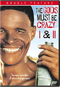 Gods Must Be Crazy 1 & 2 [Import USA Zone 1]