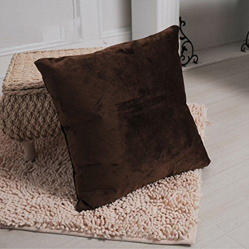 DW&HX Europäischer stil kissen sets sofa kissen slip bett kissen cover-C 48x48cm(19x19inch) Slip Cover Für Sofa Bett