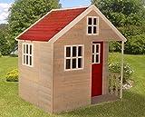 "'Niños casa de juguete de madera, niños Casa de juguete ""jardín Villa Casa infantil, madera hogar jardín casa"