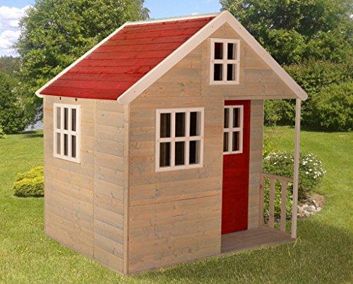 Kinderspielhaus aus Holz , Kinder Spielhaus