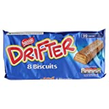 Drifter Biscuit Milk Chocolate 8 x 19.7g