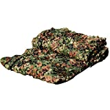 LOOGU personnalisés Woodland Camo Filet Camping Militaire Chasse Camouflage Net,...