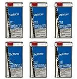 Yachticon 6 Flaschen Zelt & Markisen Imprägnierung á 1 Liter - 6 Liter Gesamtmenge -