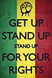 Empire 399625 Reggae Culture - Get Up Stand Up Poster - 61 x 91.5 cm