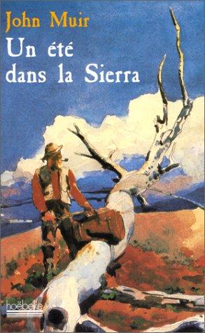 Un été dans la Sierra par John Muir