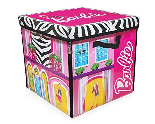 Barbie A1465XX - Zipbin casa de ensueño
