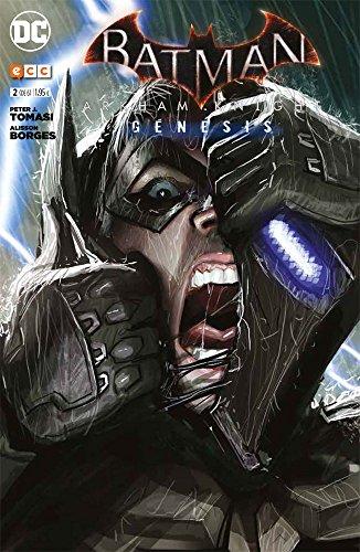 BATMAN: ARKHAM KNIGHT – GENESIS 2 (Batman: Arkham Knight - Génesis)