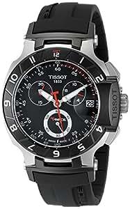 Tissot Herren-Uhren Quarz Chronograph T0484172705100