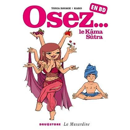 Osez... en BD - Tome 02 : Le Kâma-Sûtra
