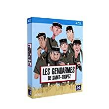 Coffret intégrale les gendarmes 6 film (Blu-ray)