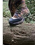 Jack Pyke Tundra Camuflaje Botas - Camuflaje, 7 UK / 40-41 EU