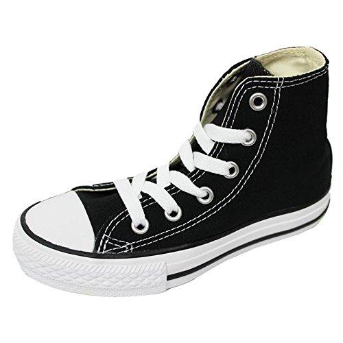 Converse All Star Hi Canvas - L2, Sneaker, Unisex - adulto 28.5 Eu, Nero