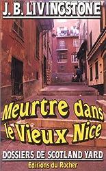 Meurtre dans le vieux Nice