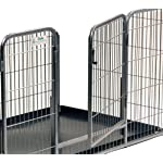 Crufts Safe and Sturdy Freedom Puppy Play Pen - 27 ins high 10