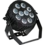 Showtec Power Spot 10SW Black 10x WW/CW/A LEDs