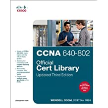 CCNA 640-802 Official Cert Library, Updated (3rd Edition) (Official Cert Guide)