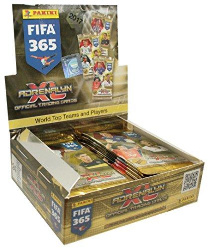 Preisvergleich Produktbild Panini FIFA 365 - 2017 Adrenalyn XL - 1 Display