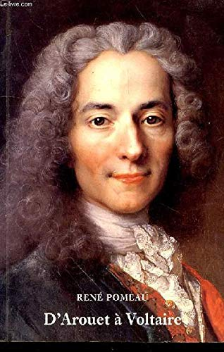 D'Arouet a Voltaire, 1694-1734