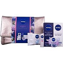 Nivea Beautiful Moments: Set de regalo para mujer, 5 piezas