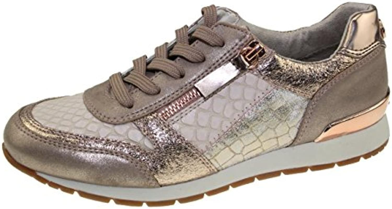 TOM TAILOR 4894105 - Zapatillas de Material Sintético Para Mujer