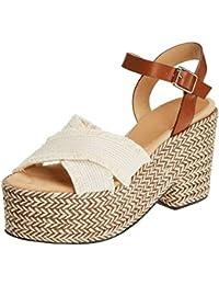 7d34c1b32cc3eb Amazon.fr : Castañer - Castañer / Sandales / Chaussures femme ...