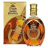 Dimple Golden Selection Blended Scotch Whisky 40% 0,7L - Geschenkbox für Weihnachten