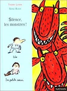 "Afficher ""Silence, les monstres!"""