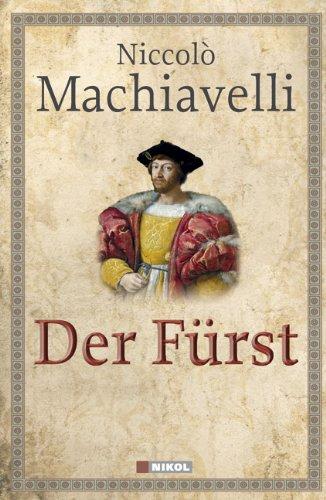 Buchseite und Rezensionen zu 'Der Fürst' von Niccolo Machiavelli