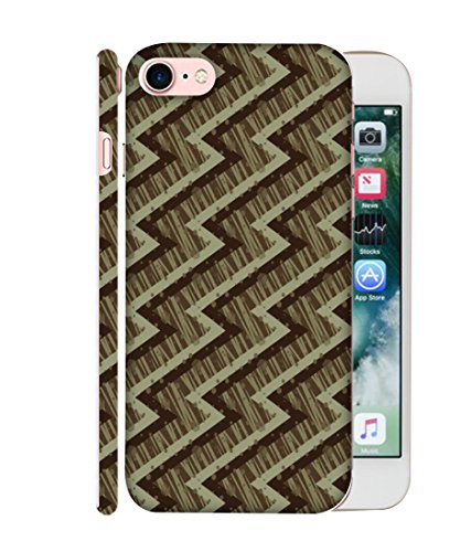 Apple iPhone 6 Plus / iPhone 6S Plus Premium Designer Printed with Sided Back Case Cover from 99Sublimation Argyle Pattern