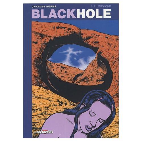 Black Hole, Tome 6 : Bleu Profond