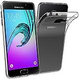 VSHOP ® Coque de Protection pour Samsung Galaxy A3 2016 TPU Transparente Silicone Case
