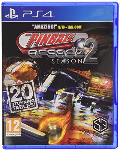 The Pinball Arcade Season 2 PS4