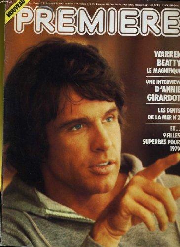 LUI, le magazine de l'homme moderne N° 177 - MARIE-HELENE BREULLAT... DOUZE STARS ET STARLETTES... ROBERT REDFORD, RICHARD BURTON, WARREN BEATTY, PAUL MEURISSE, ROBERT STIGWOOD, ETC...