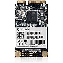 SunBow mSATA mini-PCI Express de 60 GB 120 GB 240 GB SSD (Solid State Drive de 30 mm * 50 mm) (120GB)