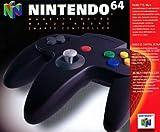Nintendo 64 - Controller schwarz -