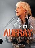 Hugues Aufray : Plus Live que jamais - Edition Slidepac - DVD