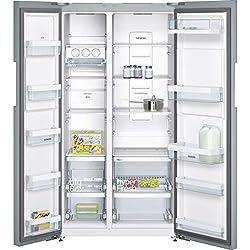 KA92NVI35 SIEMENS Réfrigérateur & Surgélateur Combiné noFrost XXL, 175,6x91x72,5 cm, Réfrigérateur 387 l - surgélateur 217 l A++
