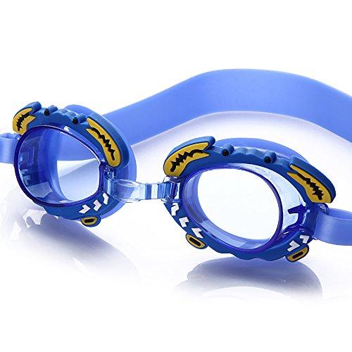HUIMEIDA Schwimmen Goggle Kinder Schwimmbrille UV - strahlung Für 5-12 Kinder Teens Wassersport...