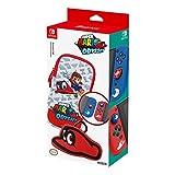 Sacoche et accessoires Mario Odyssey pour Nintendo Switch HORI